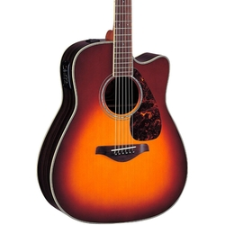 Yamaha - FGX730SC Acoustic Electric Guitar