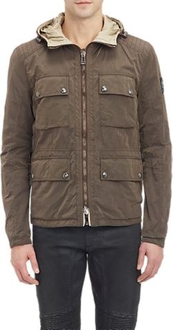 Belstaff - Reversible Hooded Field Jacket
