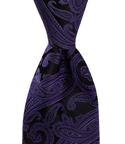 Murano - Pillow Paisley Silk Tie
