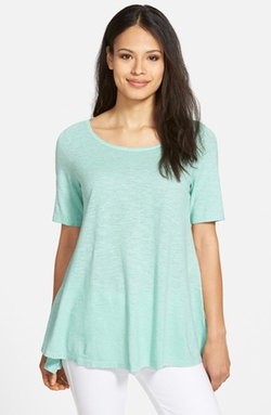 Eileen Fisher - Hemp & Organic Cotton Top