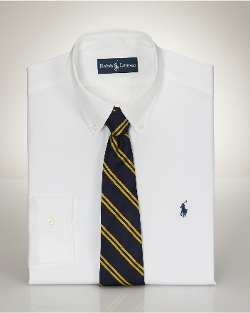 Ralph Lauren - Classic-Fit Pinpoint Oxford