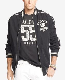 Polo Ralph Lauren - Poplin Varsity Jacket