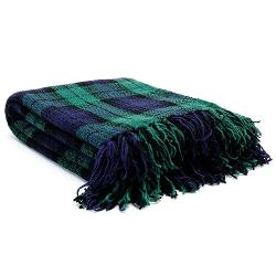 Chaps  - Night Watch Heritage Chenille Throw