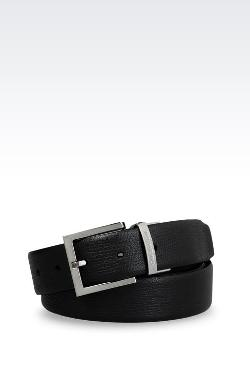 Giorgio Armani - Classic Leather Belt