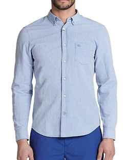 Burberry - Fred Solid Sportshirt