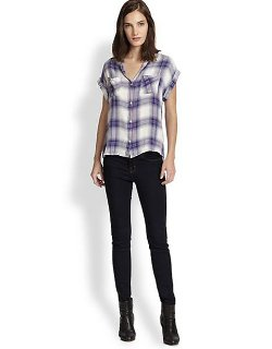 Rails  - Britt Plaid Button-Down Shirt