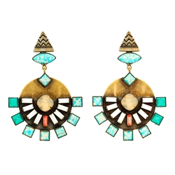 Lionette by Noa Sade - Dillen Earrings
