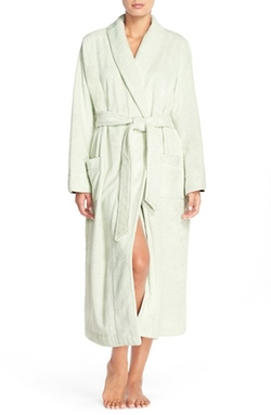 Nordstrom - Terry Velour Robe