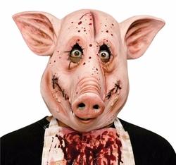 Fun World - Psycho Pig Mask