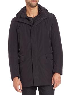 Strellson - Hooded Nylon Jacket