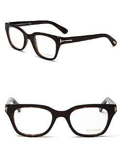 Tom Ford  - Square Optical Frames Eyeglasses