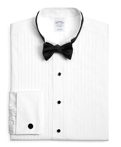 Brooks Brothers - Pleat Wing Collar Tuxedo Shirt