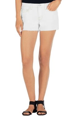 J Brand - Low-Rise Cut Off Short