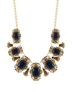 Kate Spade New York  - Rhinestone Statement Necklace