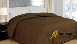 Natural Comfort  - Light Weight Filled Down Alternative Comforter