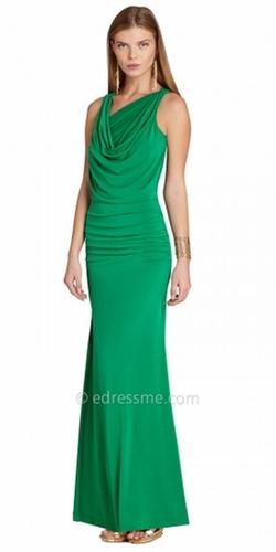 Edressme - Nicole Draped Jersey Evening Dres