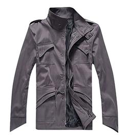 Celino - Windbreaker Utility Style Jacket