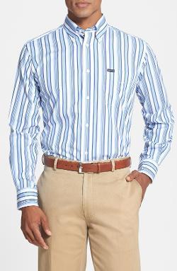 Façonnable   - Classique Fit Striped Sport Shirt