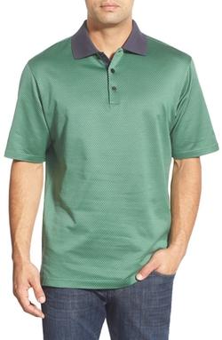 Bugatchi  - Short Sleeve Cotton Polo Shirt