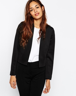 ASOS  - Jersey Blazer with Clean Lapel