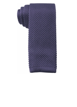 Tommy Hilfiger - Solid Knit Slim Tie