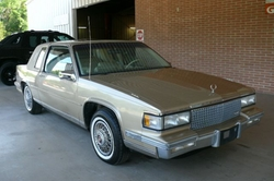 Cadillac - 1987 DeVille Base Coupe