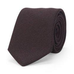 Club Monaco - Twill Striped Wool Tie