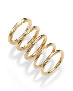 Saint Laurent - Classic Band Ring