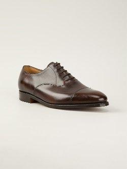 John Lobb  - City Oxford Shoes