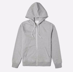 Everlane - The Classic French Terry Zip Hoodie