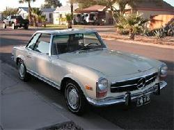 Mercedes-Benz  - 280SL