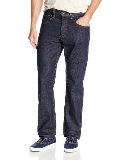 Southpole - Regular Straight Fit Raw Denim Jean