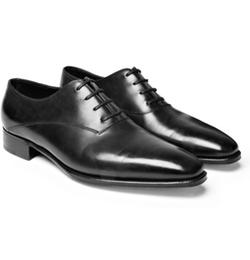John Lobb - Prestige Becketts Leather Oxford Shoes