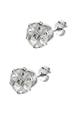 Monsieur  - The Facet Stud Earrings 2