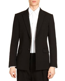 Givenchy  - Two-Button Evening Jacket