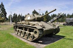 Massey-Harris - M24 Chaffee Tank