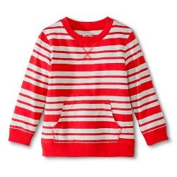 Target - Striped Kangaroo Pocket Tee Shirt