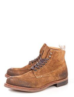 Rag & Bone - Rowan Suede Boots