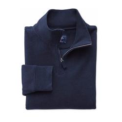 Charles Tyrwhitt - Half Zip Jersey Sweater