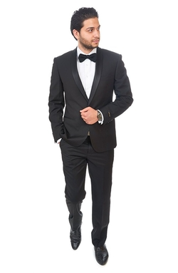Azar Man - Shawl Lapel Tuxedo Suit