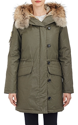 SAM - Double Downtown Parka