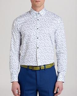 Ted Baker - Exotiq Floral Print Shirt