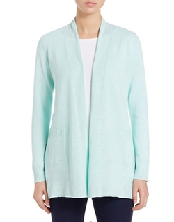 Eileen Fisher  - Cotton Cardigan