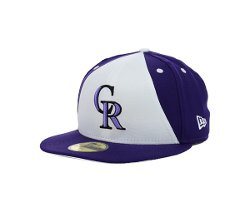 New Era  - Colorado Rockies Split Time Cap