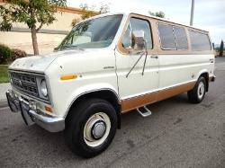 Ford  - 1978 Full-Size Van