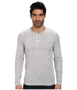 AG Adriano Goldschmied - Commute Long Sleeve Henley Shirt