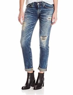 Big Star - Slouchy Skinny Boyfriend Jeans