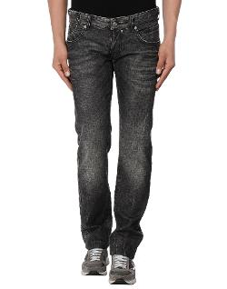 Richmond Denim - Straight Denim Pants