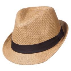 St. John's Bay - Toyo Fedora Hat