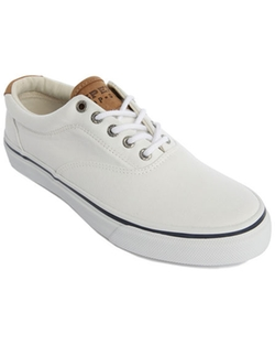 Sperry Top-Sider  - Striper White Sneakers